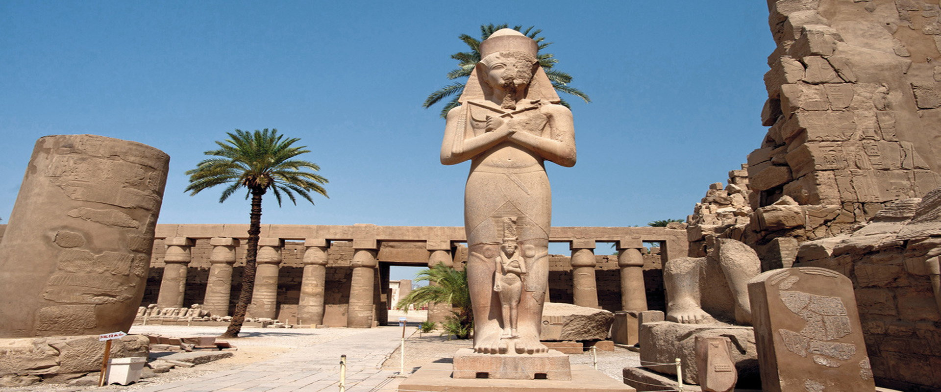Explore the best of Egypt